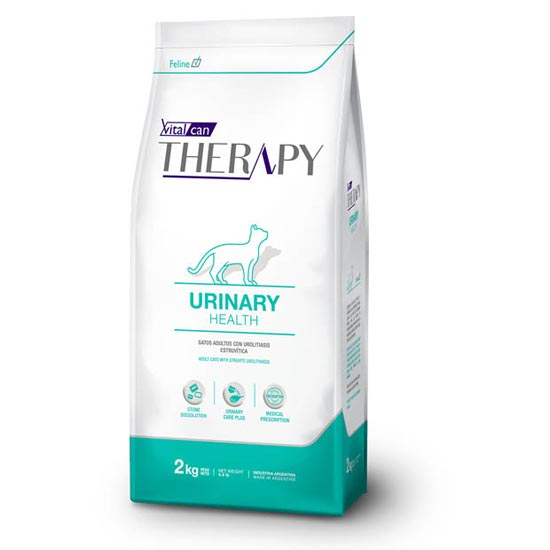 THERAPY FELINE URINARY CARE X 2KG