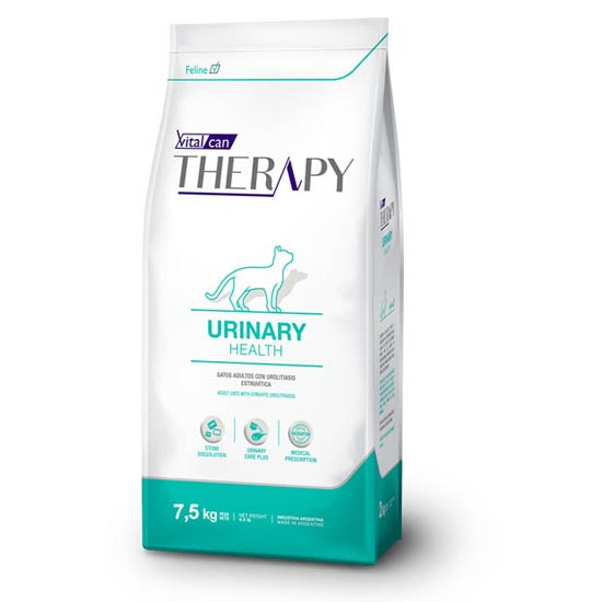 THERAPY FELINE URINARY CARE X 7,5KG (T&R)