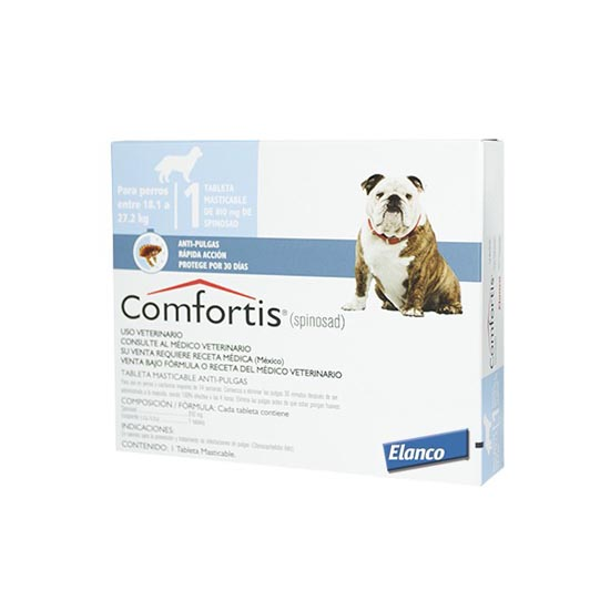 COMFORTIS 810 MG (18.1 A 27.2KG)