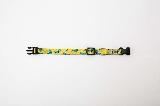 COLLAR B-REXY YELLOW S